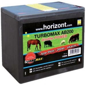 Pile Horizont Turbomax AB200 9 V - 200 AH