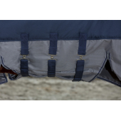 Couverture EQUITHÈME Tyrex New 600D - Belly Belt