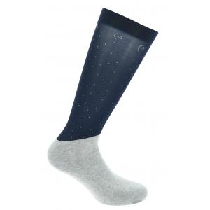 EQUITHÈME Show dots socks