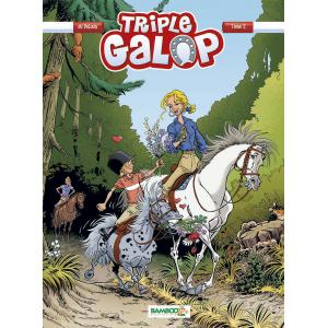 Triple Galop - BD : Tome 2