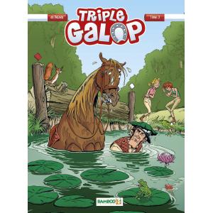 Triple Galop - BD : Tome 3