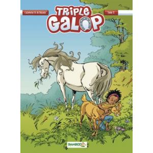 Triple Galop - BD : Tome 11