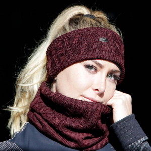 Back on Track® Daisy neck warmer