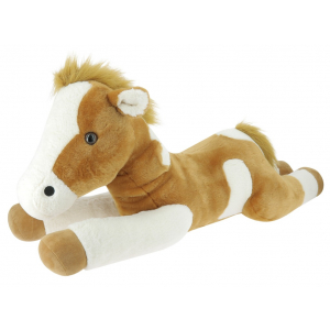 Equi-kids Piebald horse plush
