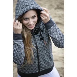 Pénélope Rosy hoodie - Ladies