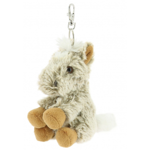 Equi-kids Cuddly Toy Keyring PADD