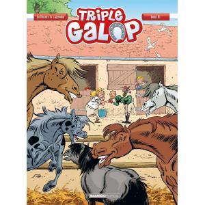 Triple Galop - BD : Tome 16