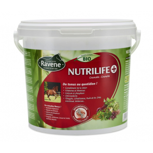 Ravene Nutrilife + vitamins