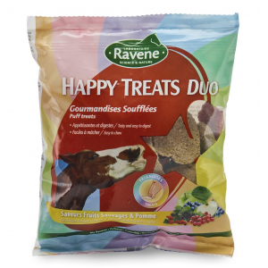 Ravene Happy treats duo