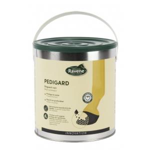 Schwarze Salbe für Clogs Ravene Pedigard 2,5 L