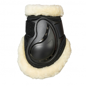 Back on Track Airflow Fetlock Boots lined synthetic sheepskin
