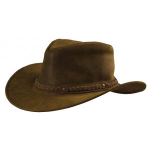 Randol's Fawn Leather Hat