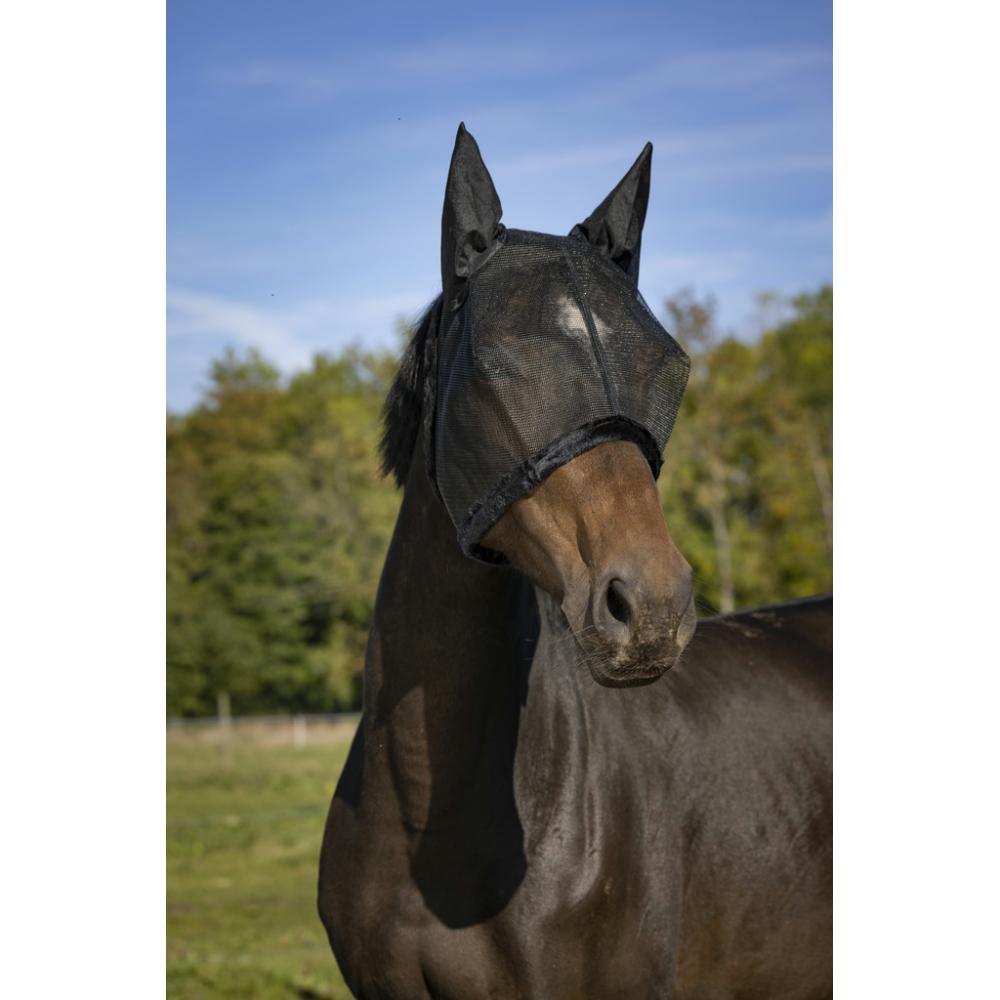 Bonnet oreilles à résille Q.S.