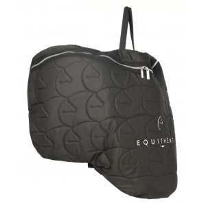 EQUITHÈME Quilted backpack...