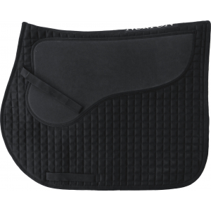 Norton Saddle cloth with integrated back pad