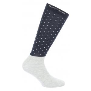 EQUITHÈME Dotgrip Socken