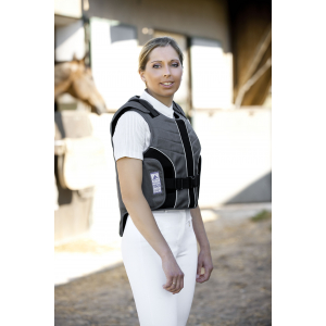 EQUITHÈME Articulated body protector - Adults