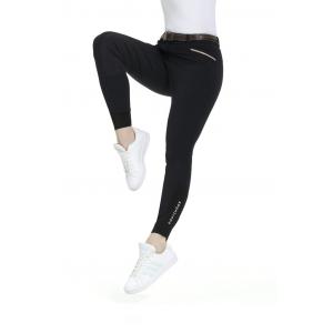Pantalon EQUITHÈME Gizel fond silicone - Femme