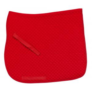 Baumwollschabracke Dressur, 15 mm Steppung