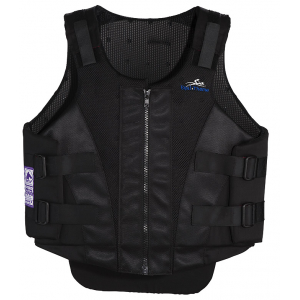 EQUITHÈME Zip body protector - Adults