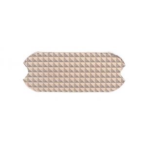 Weiße Gummieinlagen für Fillis - Steigbügel