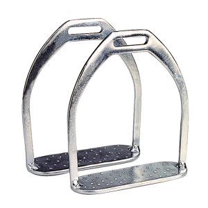 Kids stirrups for pony pads
