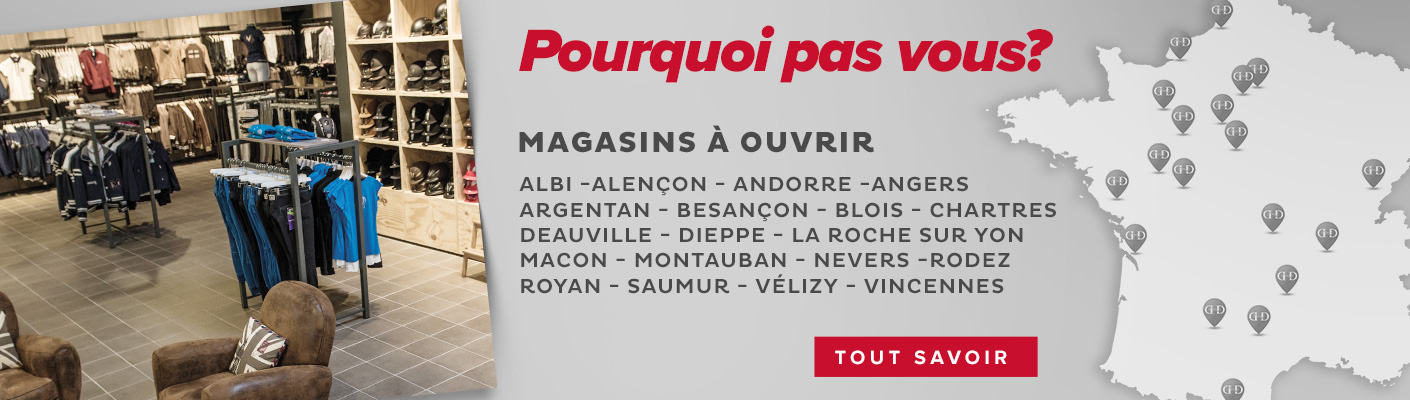 candidature ouvrir son magasin